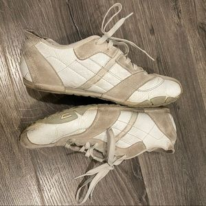 🌟 Diesel Babs Leather Sneaker Shoes 8.5